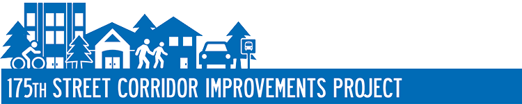 S175th Street Corridor Improvements Project